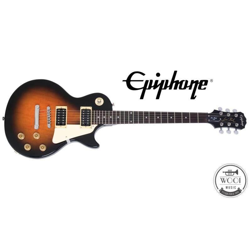 Epiphone Les Paul 100 (Vintage Sun Burst). Malaysia