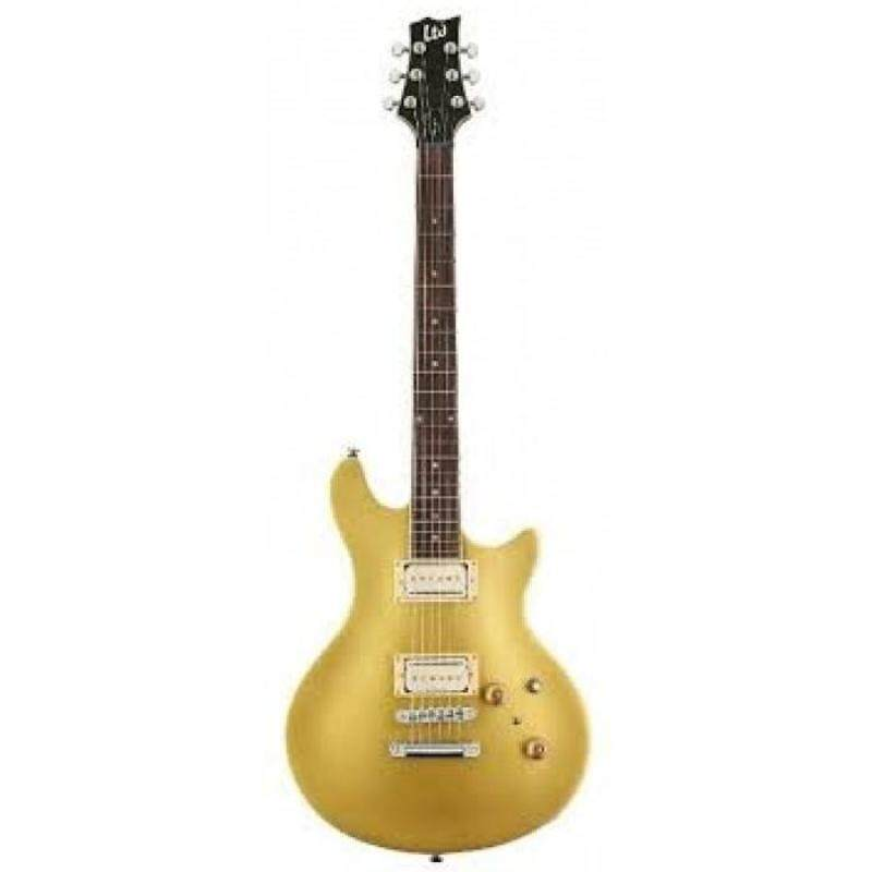 ESP LTD PB-401 (comes with P-Rails) Metallic Gold Electric Guitar Malaysia