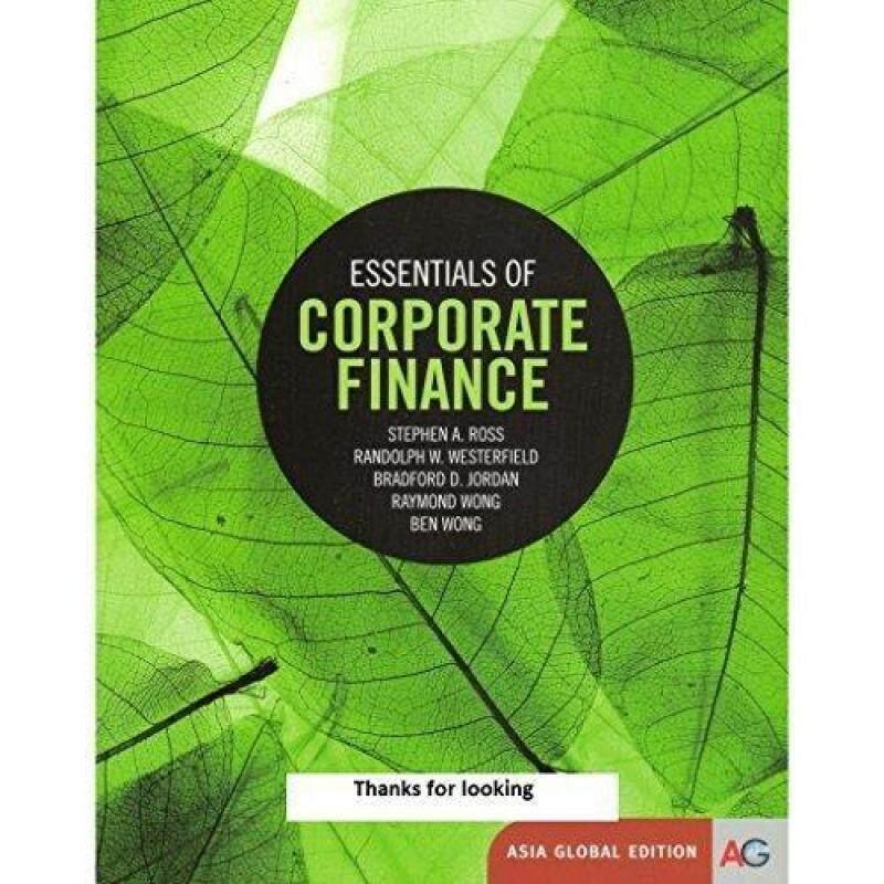 ESSENTIALS OF CORPORATE FINANCE - ISBN: 9789814575102 Malaysia