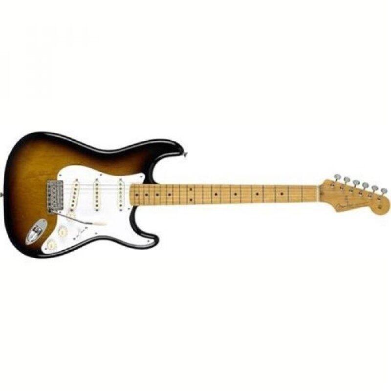 Fender Classic Series 50s Stratocaster, Maple Fretboard - 2-Color Sunburst Malaysia