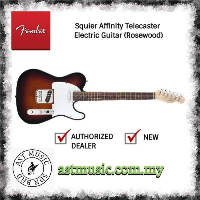 Fender Squier Affinity Series Telecaster (Sunburst) Malaysia