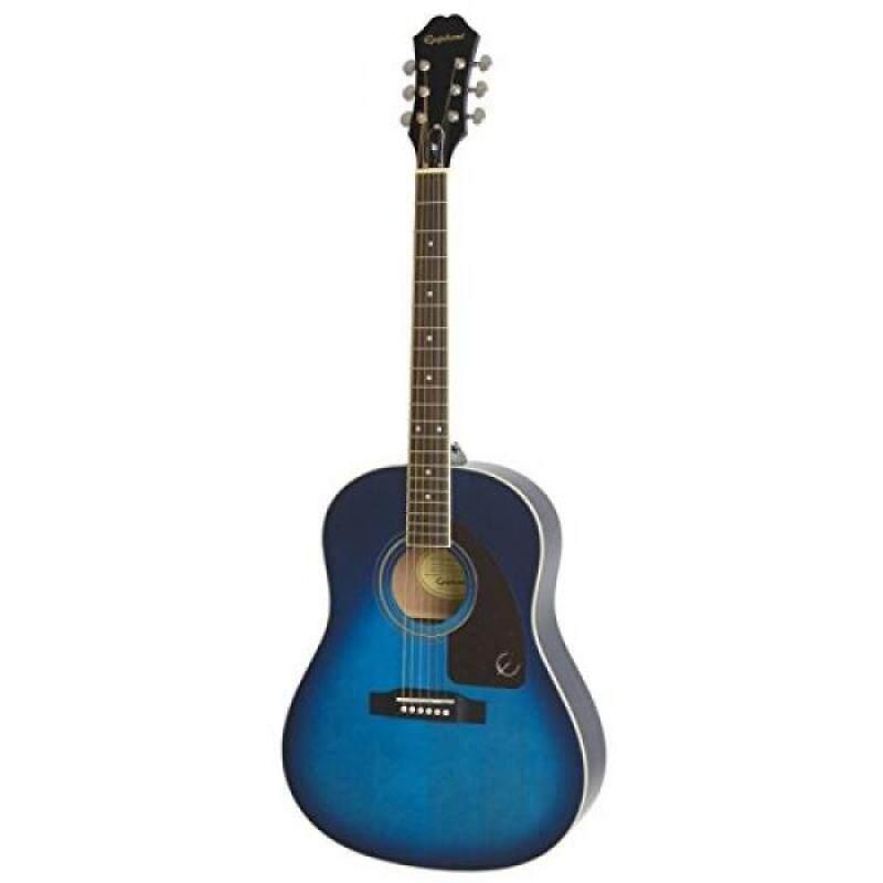 From USA Epiphone EA22TLNH1 Acoustic Guitar, , Translucent Blue Malaysia