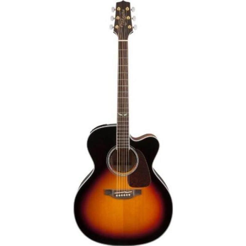 From USA Takamine GJ72CE-BSB Jumbo Cutaway Acoustic-Electric Guitar, Sunburst Malaysia
