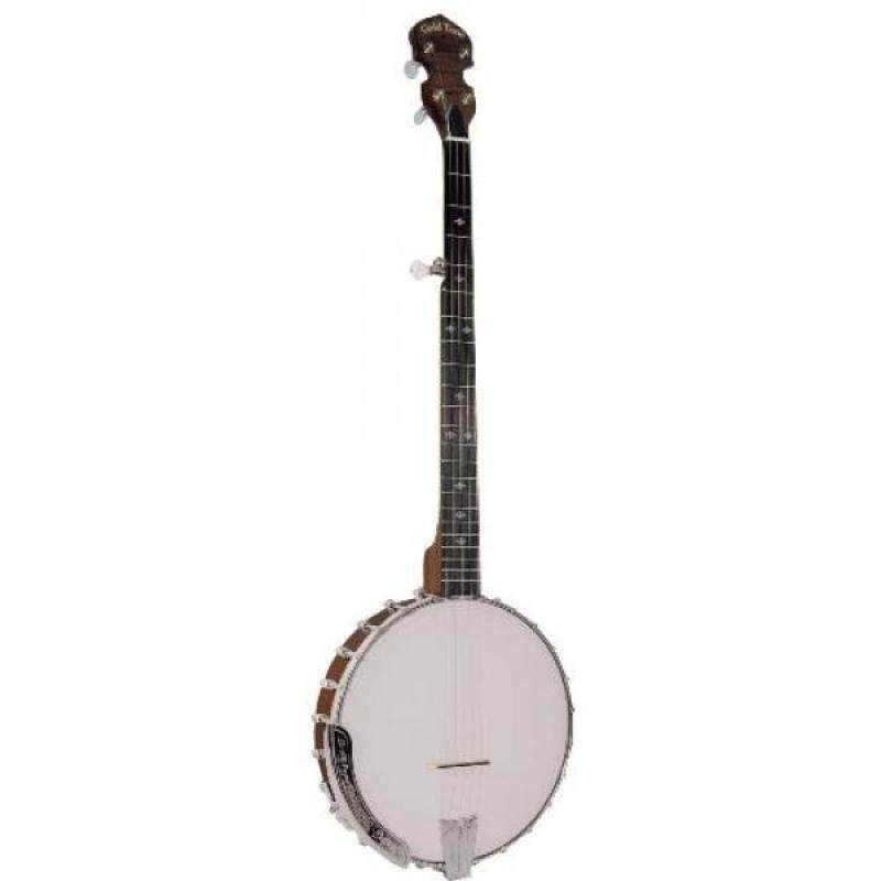 Gold Tone CC-100+ Cripple Creek Banjo (Five String, Vintage Brown) Malaysia