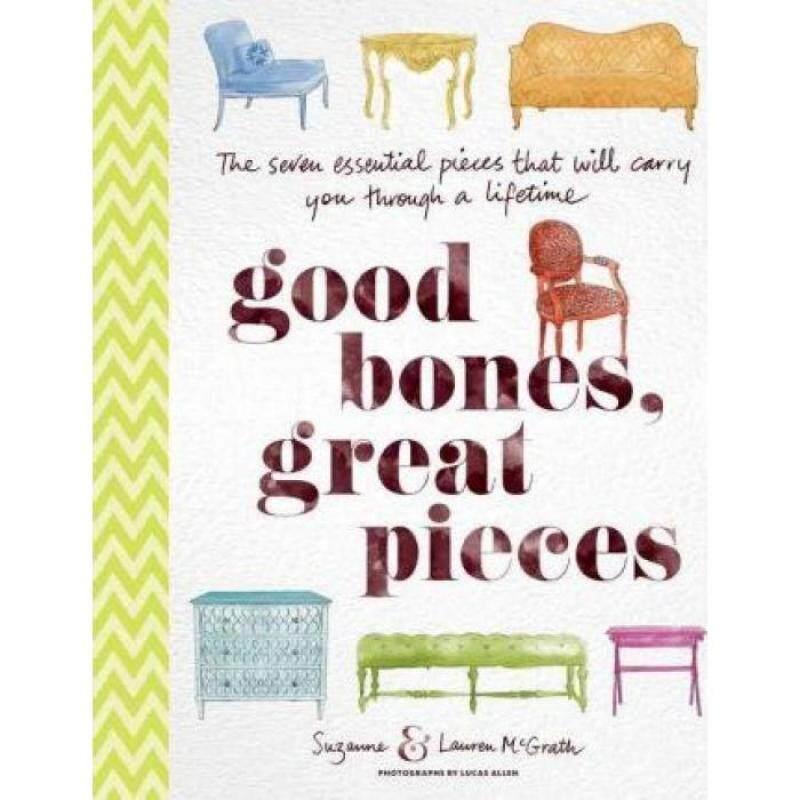 Good Bones, Great Pieces (HB) 9781584799573 Malaysia
