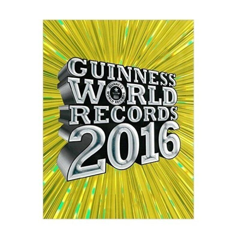 Guinness World Records 2016 Malaysia