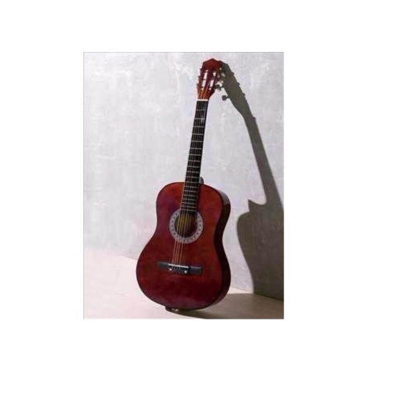 Guitar Brown 38 x 15 Malaysia