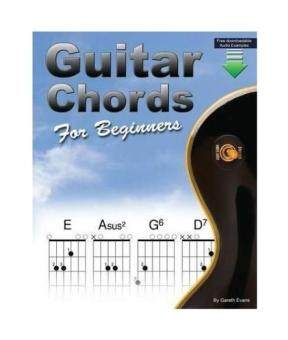 Guitar Chords for Beginners: A Beginners Guitar Chord Book withOpen Chords and More