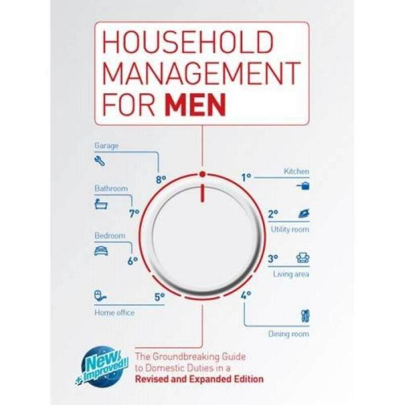 Household Management for Men 9781845434465 Malaysia