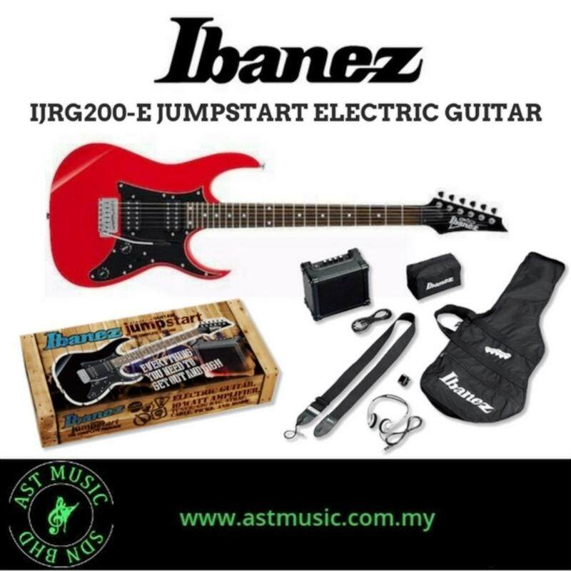 Ibanez  IJRG200 V2 Jumpstart Electric Guitar Package (Red) Malaysia