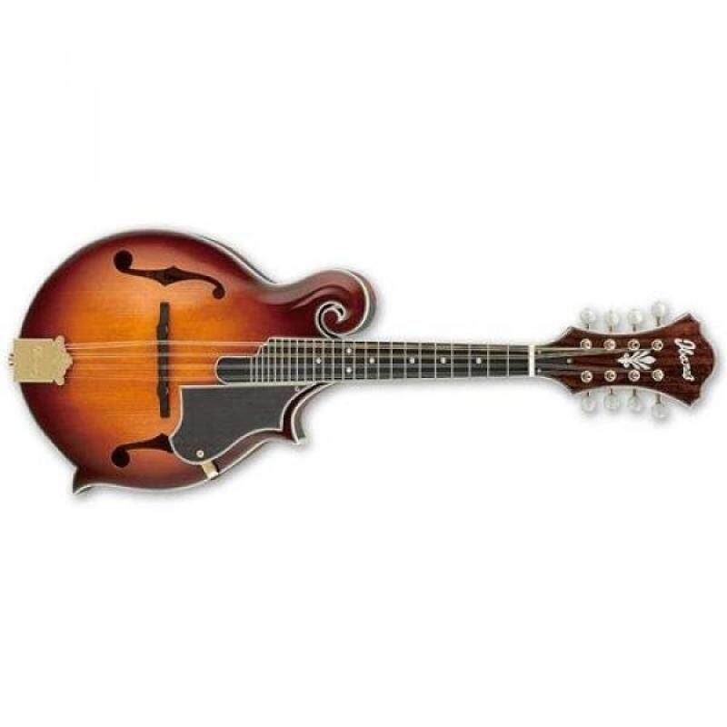 Ibanez M700AVS Spruce/Maple F-Style Mandolin Violin Sunburst Malaysia