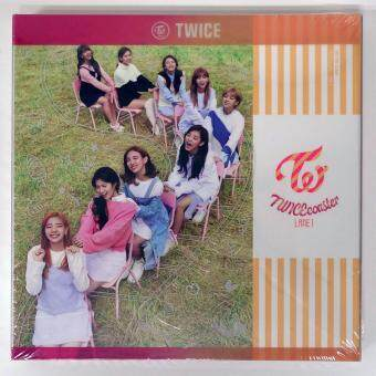 Harga TWICE - TWICEcoaster : Lane 1 [Apricot A ver.] Photocard+Folded Poster+Free Gift