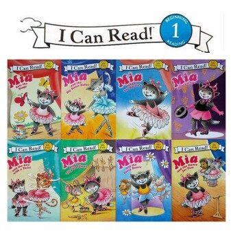 Harga I Can Read: My First - Mia Collection (8 Books Set) -- Free Shipping