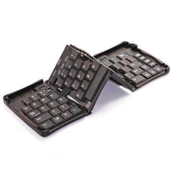 Harga Bluetooth Wireless Foldable Keyboard for Iphone/ipad Mini Keyboard for Tablet/PC/smart Phone