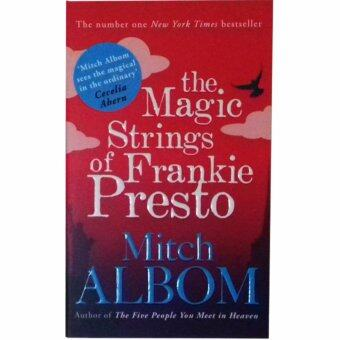 Harga The Magic Strings of Frankie Presto by Mitch Albom