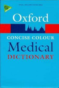 Harga Oxford Concise Colour Medical Dictionary (Fifth Edition)