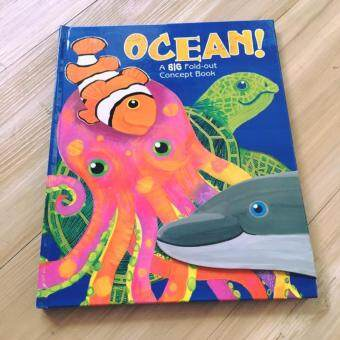 Harga Ocean Big Fold out concept book