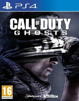 Harga PS4 CALL OF DUTY GHOST
