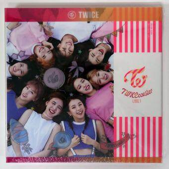Harga TWICE - TWICEcoaster : Lane 1 [Neon Magenta B ver] Photocard+Folded Poster+Free Gift