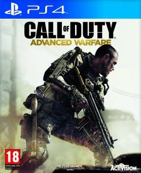 Harga PS4 Call Of Duty: Advanced Warfare-R1/ALL