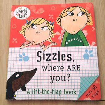 Harga Charlie and Lola: Sizzles,Where are You ?
