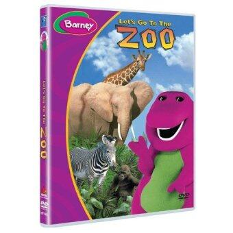 Harga Barney Lets Go To The Zoo - DVD