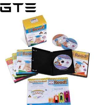 Harga Your Baby Can Read 5 DVD Set With 50 Reading Card