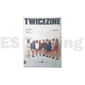Harga TWICE - TWICEZINE VOL.1(PHOTOBOOK)