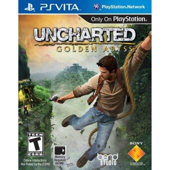 Harga PSV UNCHARTED GOLDEN ABYSS