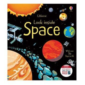 Harga Usborne Look Inside Space