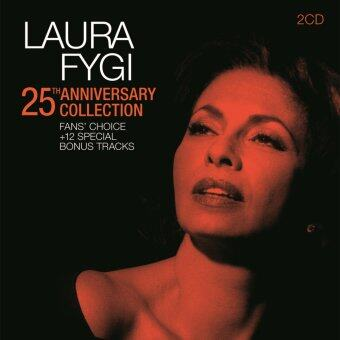 Harga LAURA FYGI: 25TH ANNI COLLECTION (2CD)