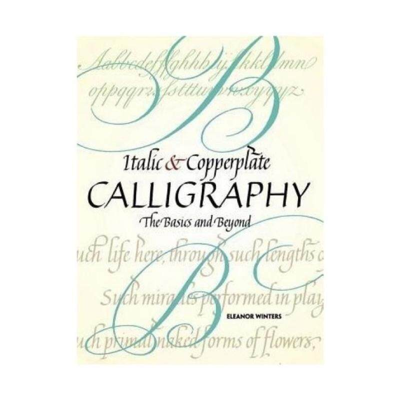 Italic and Copperplate Calligraphy (Lettering, Calligraphy, Typography) Malaysia