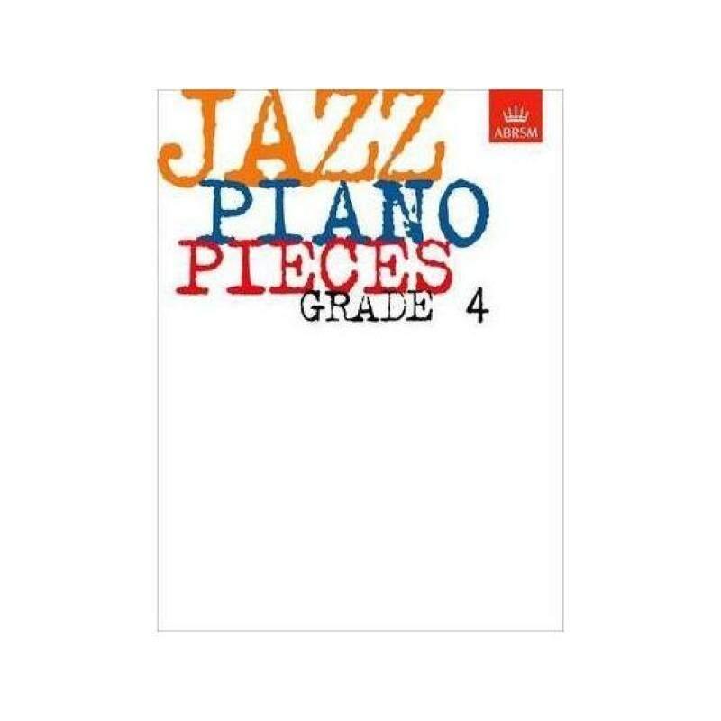 Jazz Piano Pieces, Grade 4 Malaysia