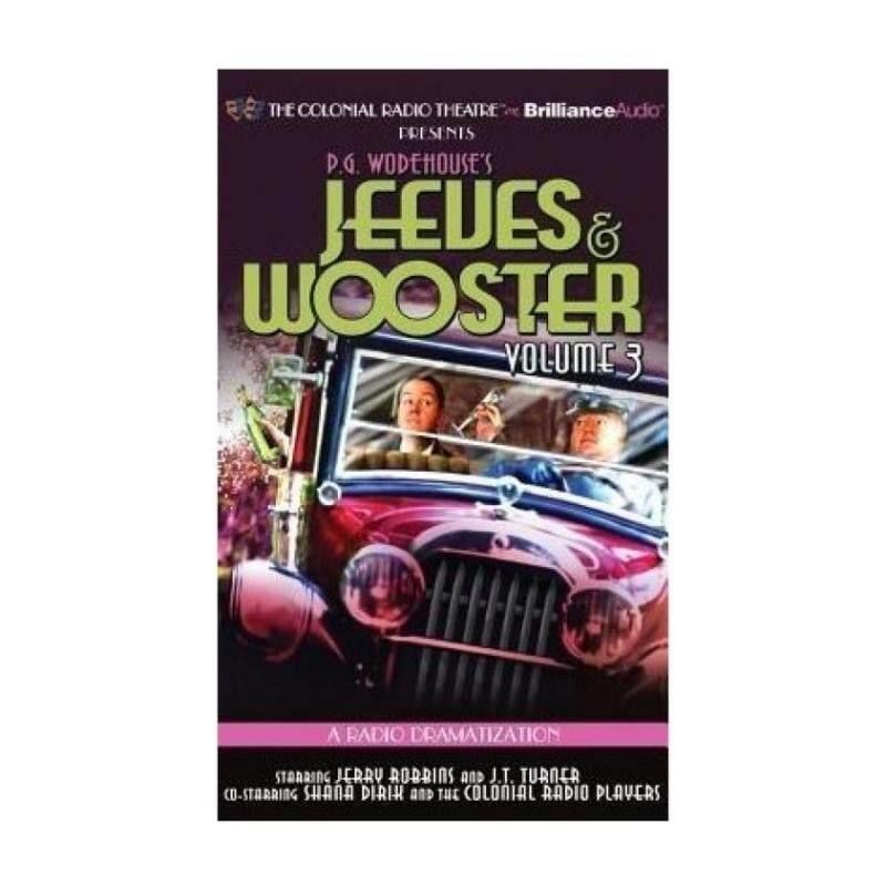 Jeeves and Wooster: A Radio Dramatization: Vol. 3 [Audio] Malaysia