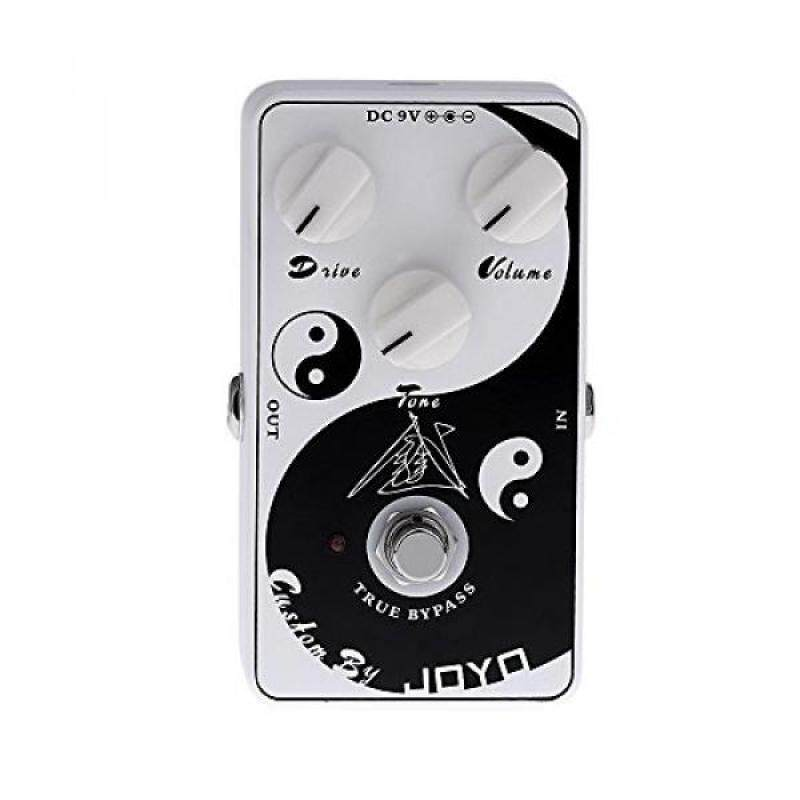 Joyo Tai Chi Overdrive Electric Guitar Effect Pedal Aluminum Alloy Housing True Bypass Malaysia