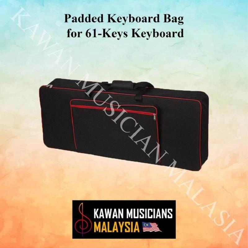 Kawan Musicians Padded Keyboard Bag for 61-Keys Keyboard Malaysia
