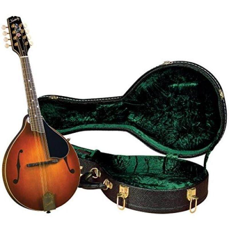 Kentucky KM-505 Artist A-model Mandolin with Deluxe Case - Amberburst Malaysia