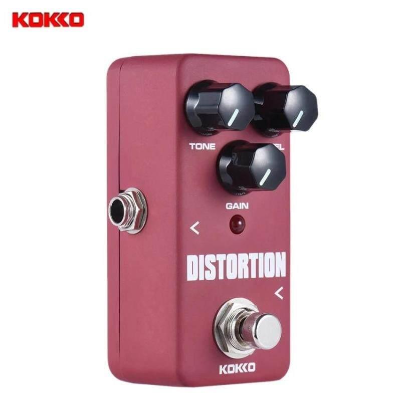 KOKKO FDS2 Mini Distortion Pedal Portable Guitar Effect Pedal Malaysia