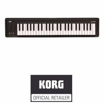 Korg microKEY2 49-Key Compact Midi Keyboard (MicroKey2-49)