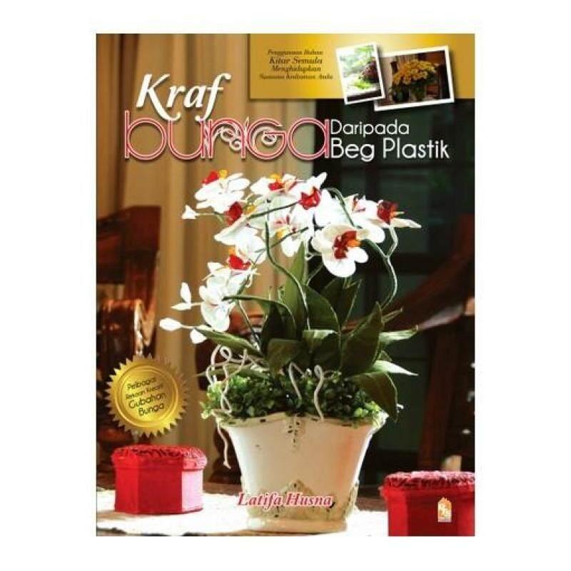 Kraf Bunga daripada Beg Plastik 9789670142739 Malaysia