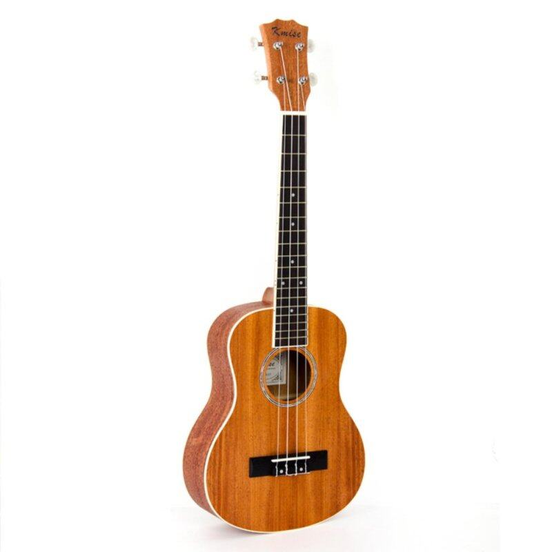 Laminated Mahogany Top Tenor Ukulele 26 inch Hawaii Guitar Abalone Soundhole Rosette Matt Malaysia