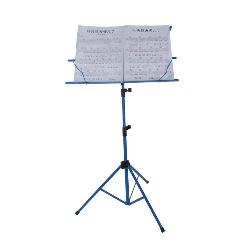 Lightweight Sheet Music Metal Stand Holder Folding Foldable with Waterproof Carry Bag Malaysia
