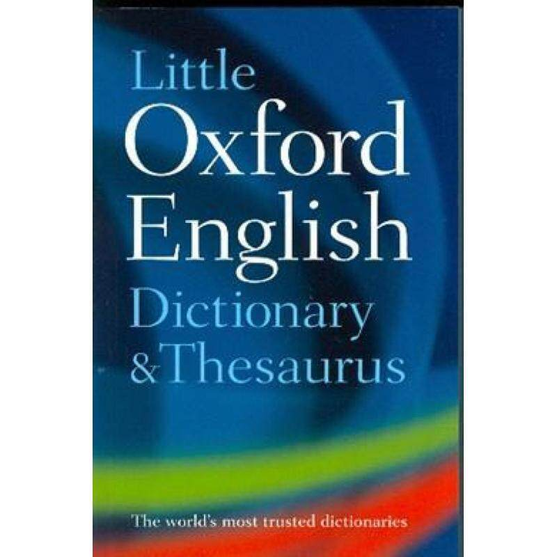 Little Oxford English Dictionary & Thesaurus Malaysia