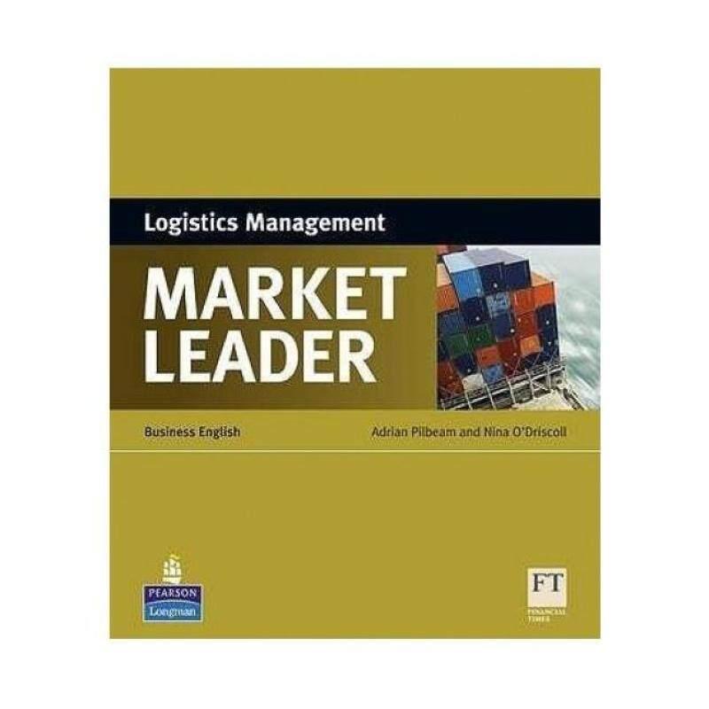 Market Leader ESP Book - Logistics Management (Market Leader) Malaysia