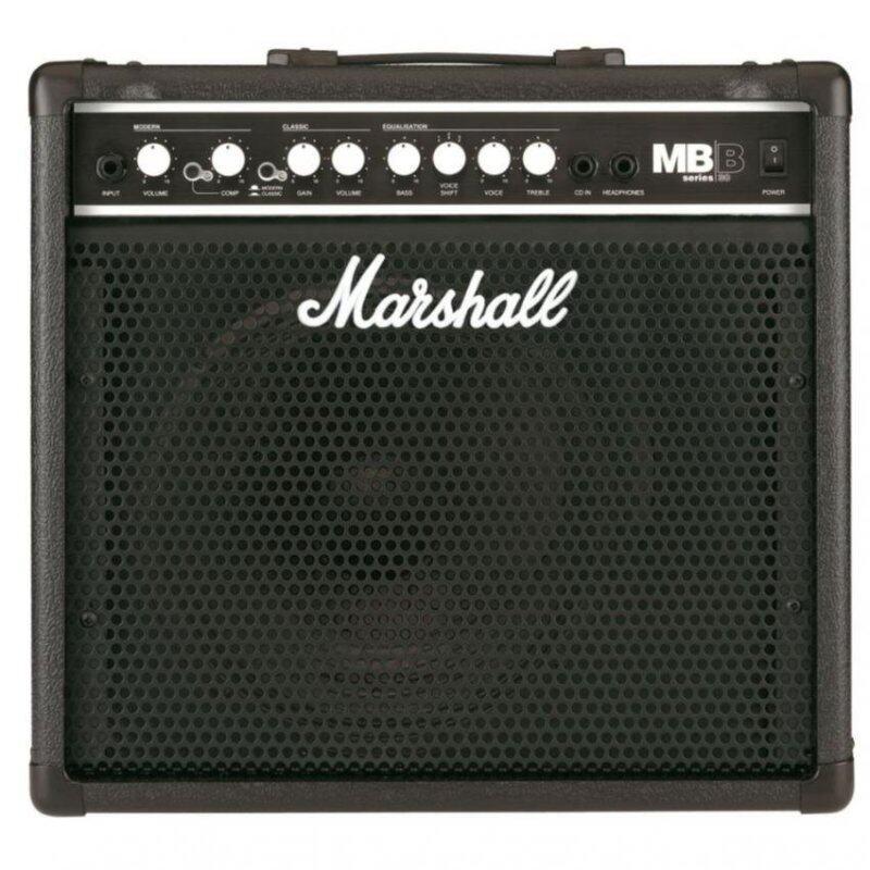 Marshall 30W Bass Combo 2-CH Malaysia