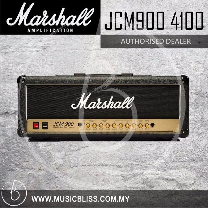 Marshall JCM900 4100 100W 2-Channel Tube Head (4100H) Malaysia