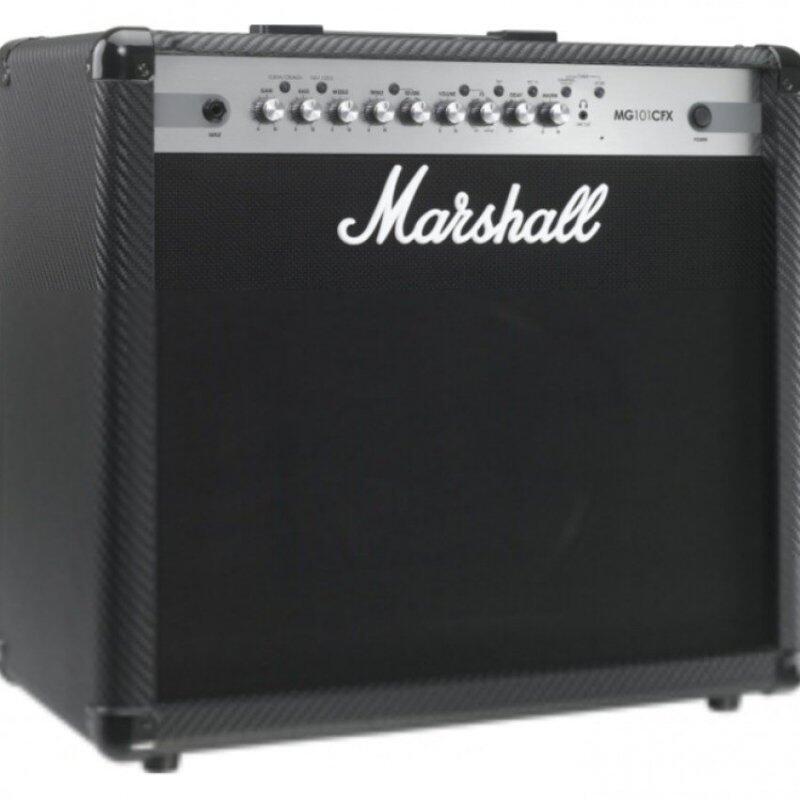 Marshall MG4 100W 1x12in Combo Amplifier MG101CFX Malaysia