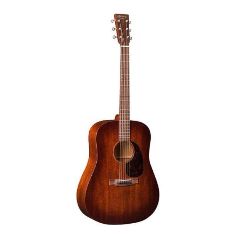 Martin D-15M Burst Acoustic Guitar Ltd Editions Full Solid Genuine Mahogany with Case Malaysia