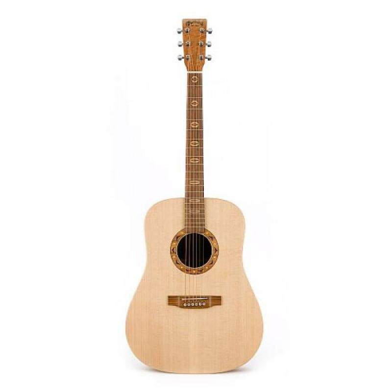 Martin DX1 Tawny Satinwood Acoustic Guitar, X-Series without Case Malaysia