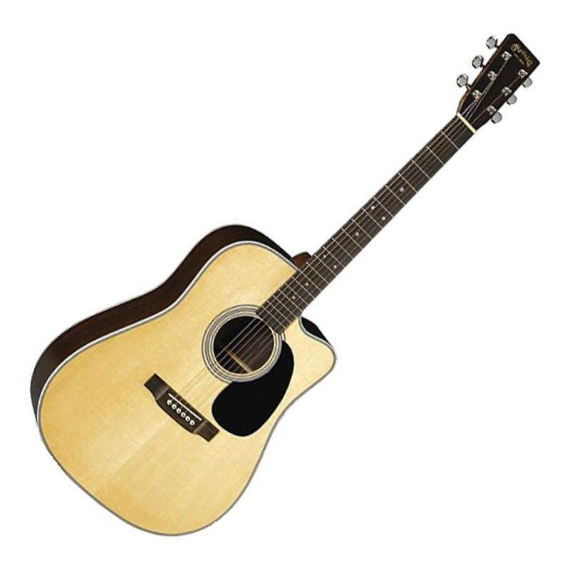Martin Semi Acoustic Guitar DC-28E Limited Edition with Fishman® Matrix VT Enhance™ With case Malaysia